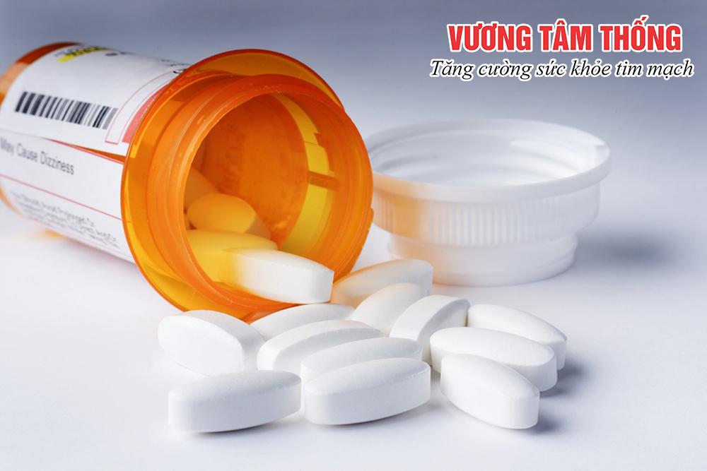 Tuân thủ dùng thuốc theo chỉ định sau can thiệp mạch vành